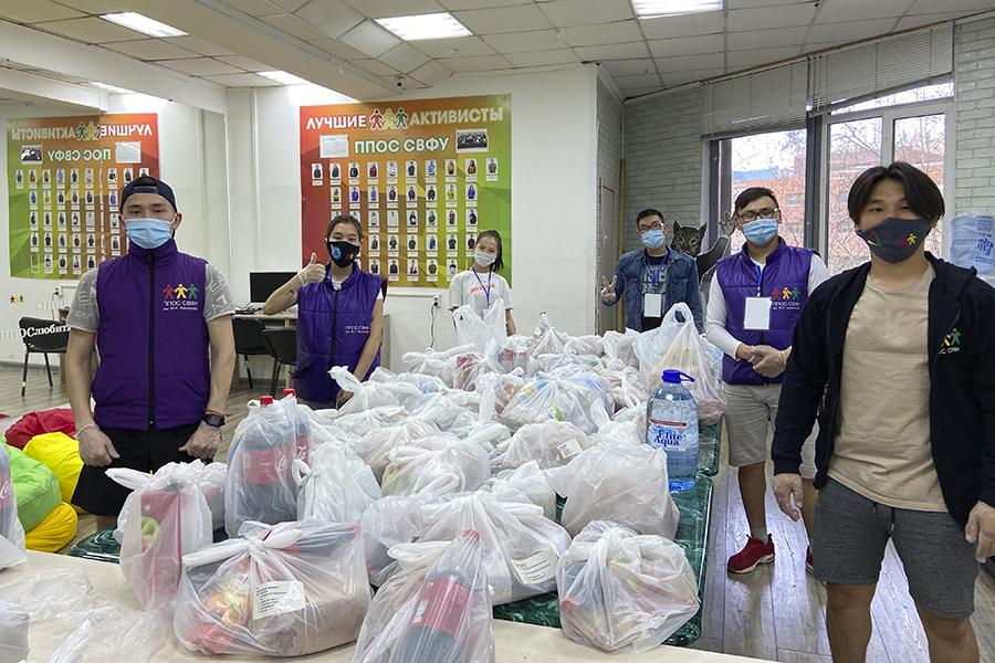 Волонтеры СВФУ получат денежное вознаграждение за помощь в борьбе с COVID-19