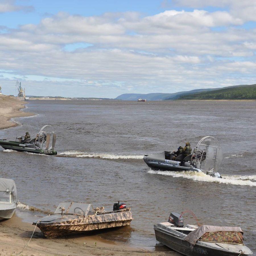 В Якутии сконструировали и собрали супер-лодки