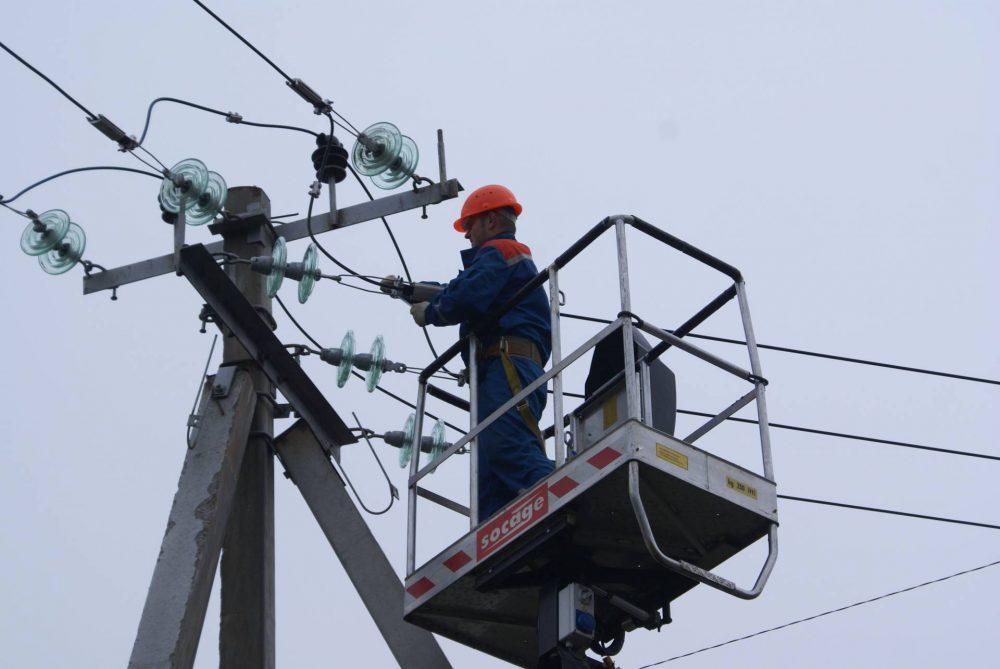 График ремонтных работ энергетиков в районах Якутии на период с 17 по 28 июня
