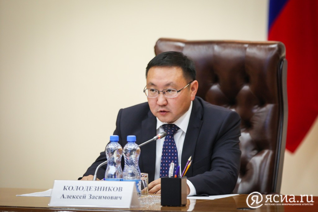 Алексей Колодезников: Ситуация с лесными пожарами находится на контроле правительства Якутии