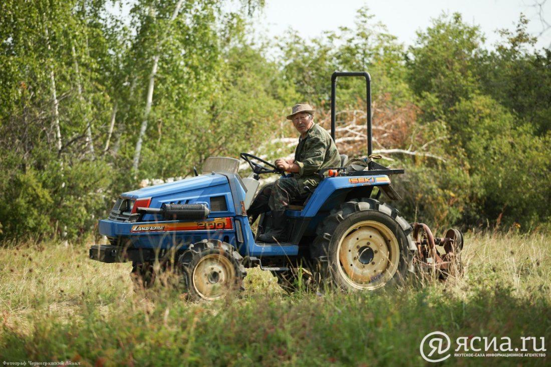 В Якутии пострадавшие от лесных пожаров аграрии получат помощь до конца октября