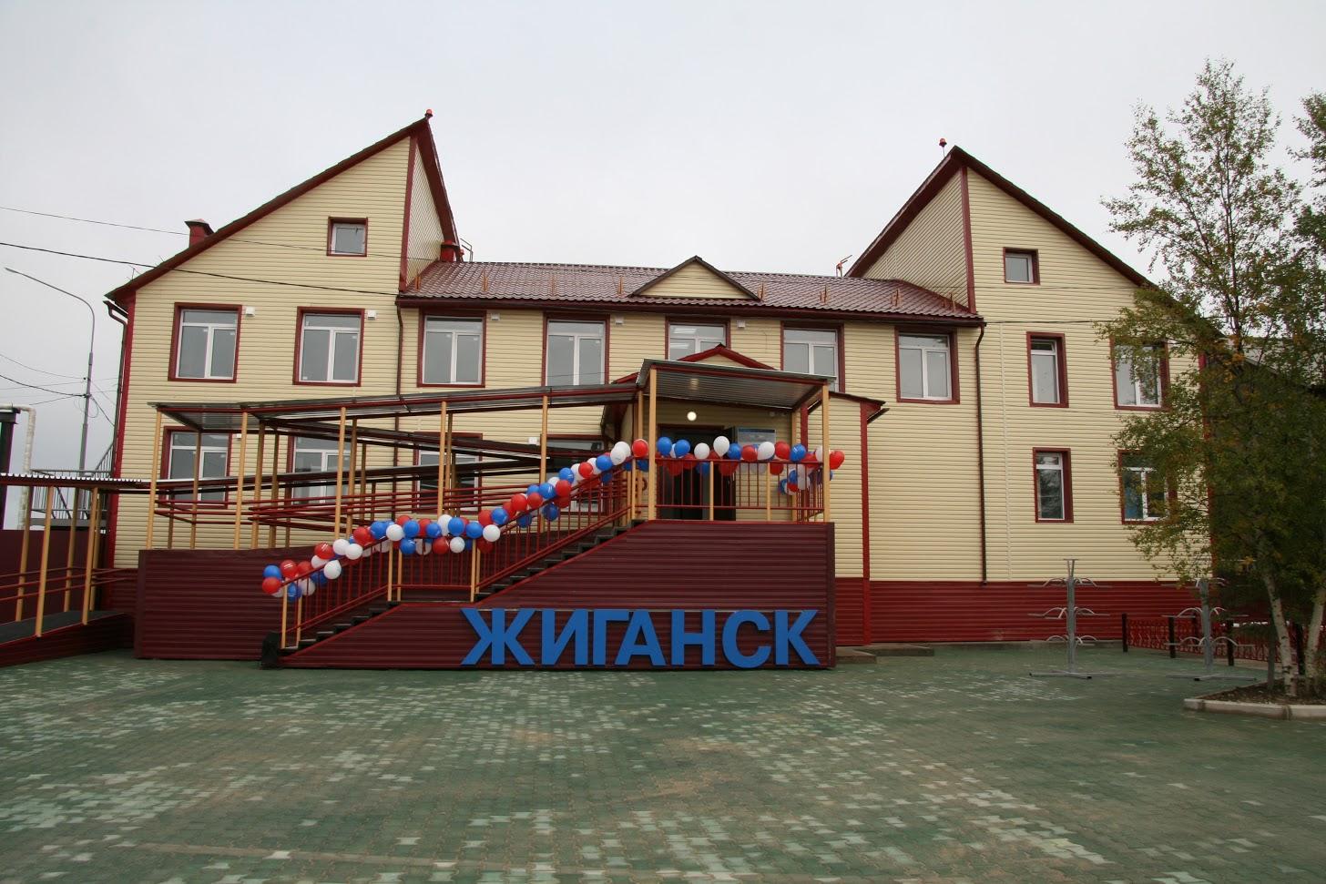 В аэропорту Жиганска построили новое здание для пассажиров