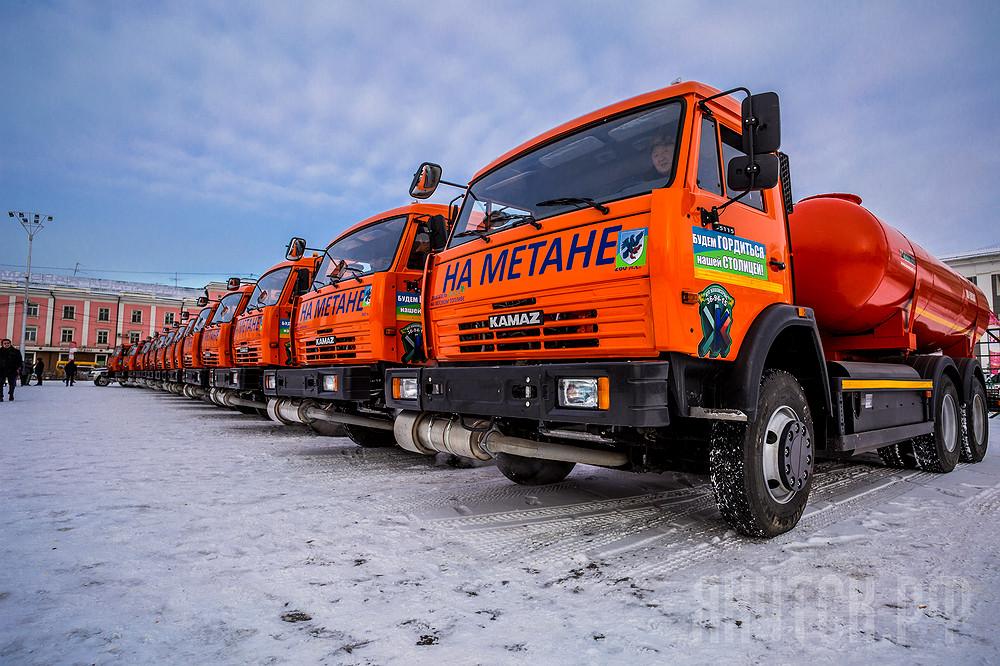 Парад коммунальной техники состоится вКалуге