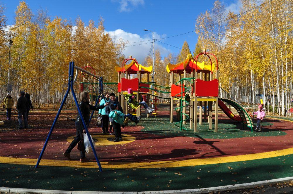 В Якутии реализуется федеральная программа по формированию комфортной городской среды