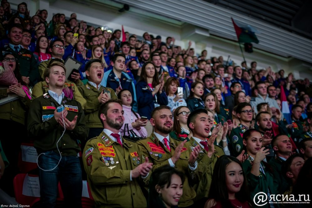 Студотряд изТатарстана победил вконкурсе профмастерства вЯкутске