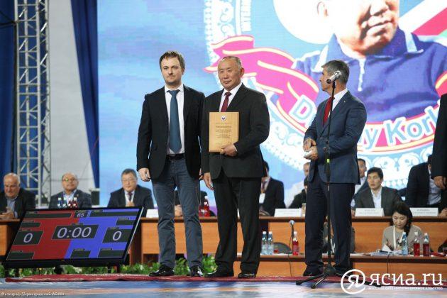 Спортсмены из 26 стран в борьбе за пьедестал международного турнира Дмитрия Коркина