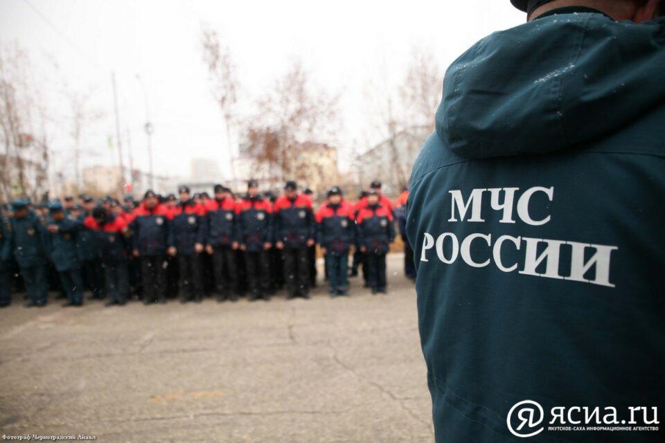 В Якутию из Хабаровска направлены спасатели  МЧС России