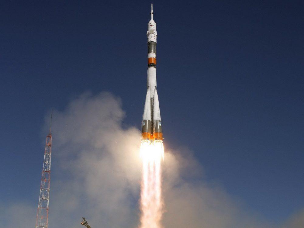 ВПриамурье отыскали фрагменты первой ступени запущенной сВосточного ракеты