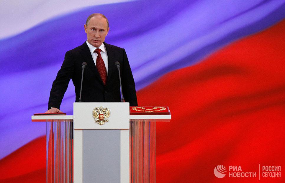 Владимир Путин решил баллотироваться нановый срок