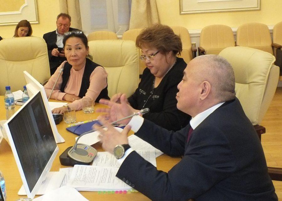 Ассоциация педагогов родного языка илитературы КМНС появилась в Российской Федерации эксклюзив