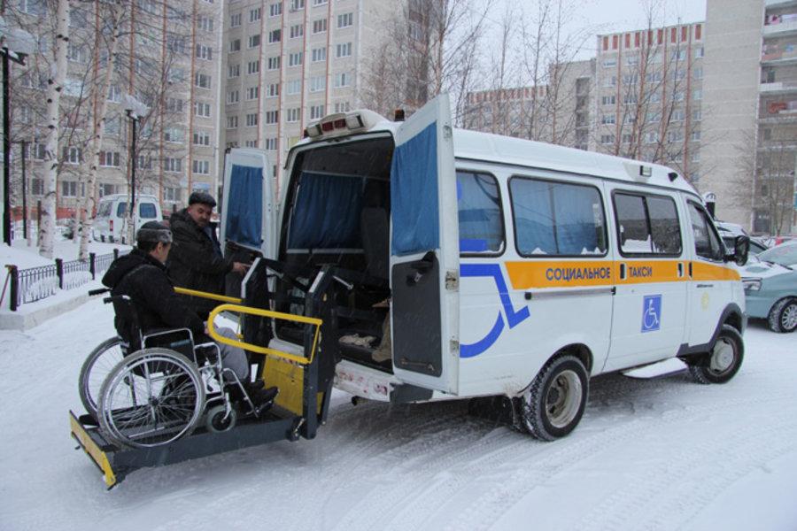 Наравне со всеми: В Якутии разработают законопроект о социальном такси для инвалидов