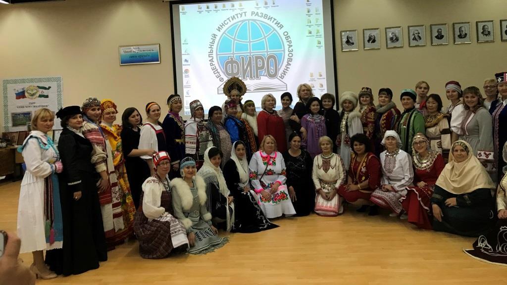 В РФ создана Ассоциация учителей родного языка илитературы коренных народов