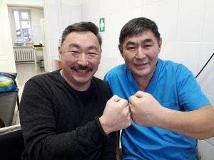 """""""Гордость Якутии"""": Голосуя, якутяне выражают благодарность врачам"""