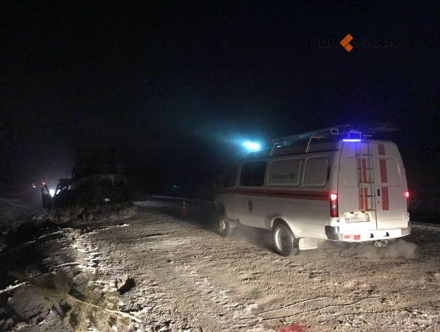 Число жертв при ДТП вМегино-Кангаласском районе Якутии возросло до 6-ти человек