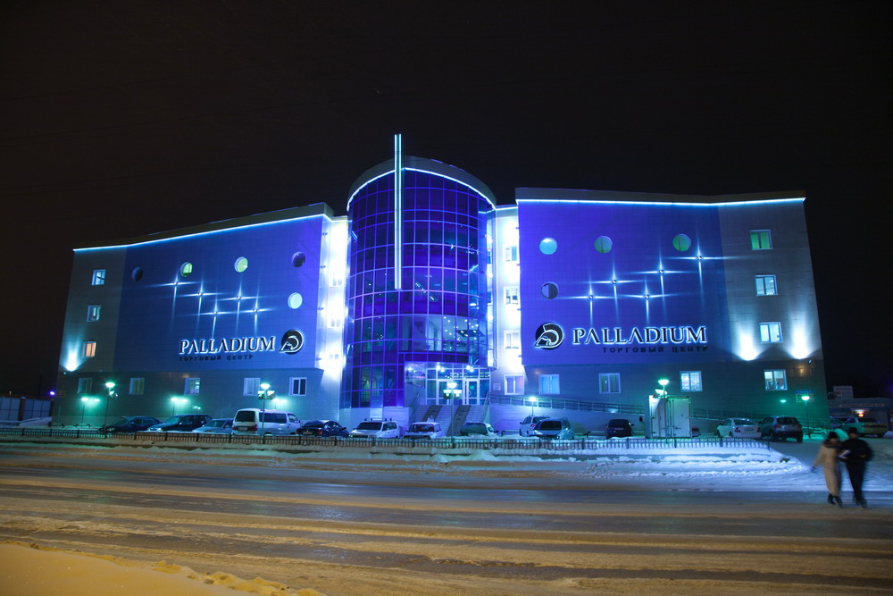 ВЯкутске из-за звонков оминировании эвакуированы посетители торговых центров