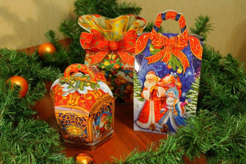 Реализация на новогодние подарки