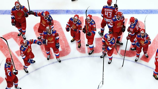 МОК одобрил форму для сборной России похоккею