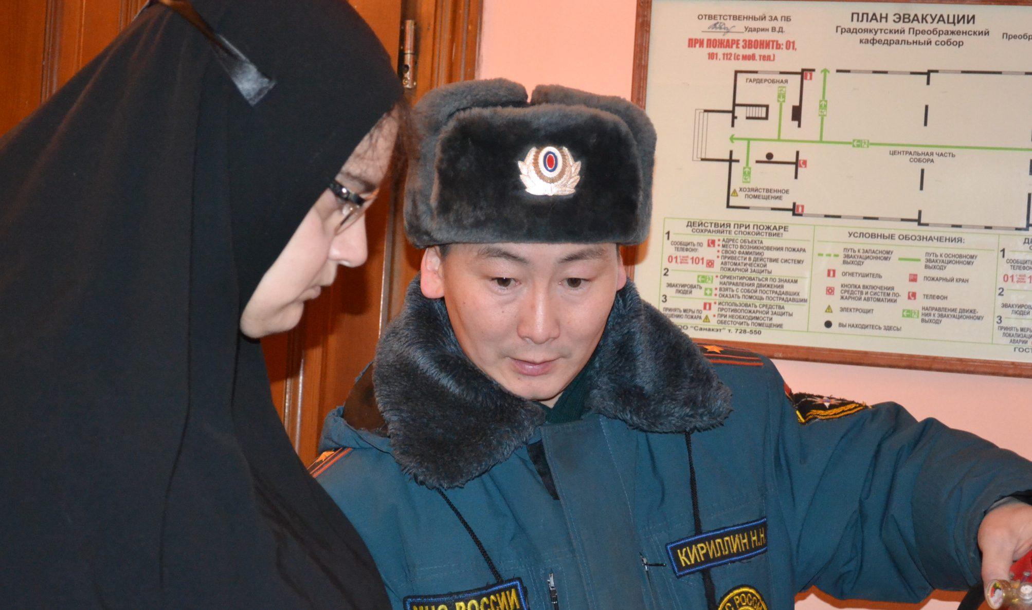 Вканун Рождества наСреднем Урале проверят безопасность вхрамах ицерквях