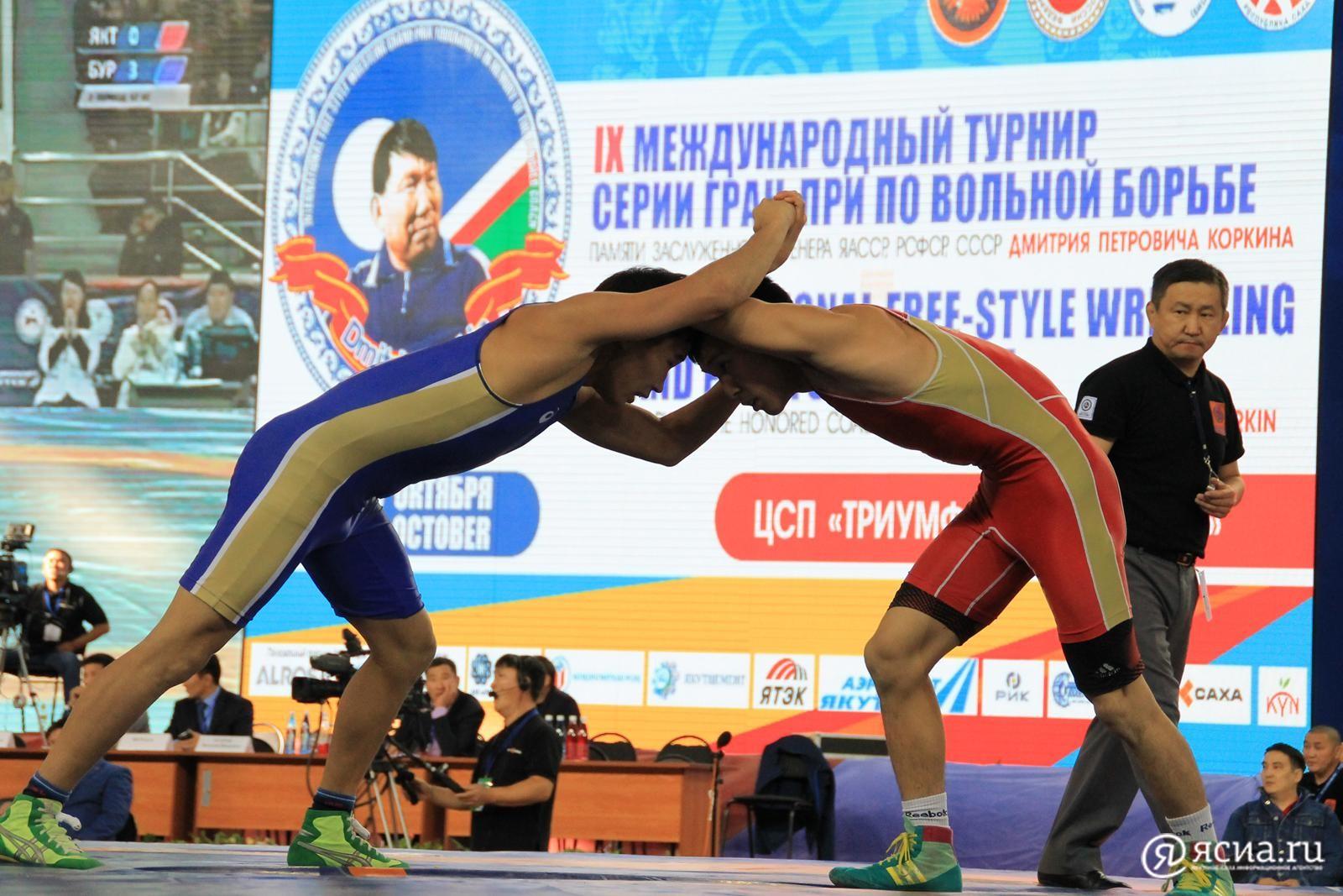 Федерация спортивной борьбы определила даты проведения турниров Романа Дмитриева и Дмитрия Коркина