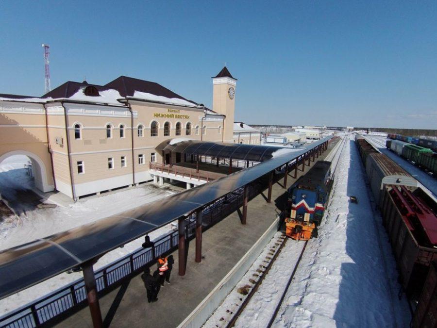 Нижний Бестях: Поуказу В. Путина вЯкутии откроется железнодорожное сообщение Томмот