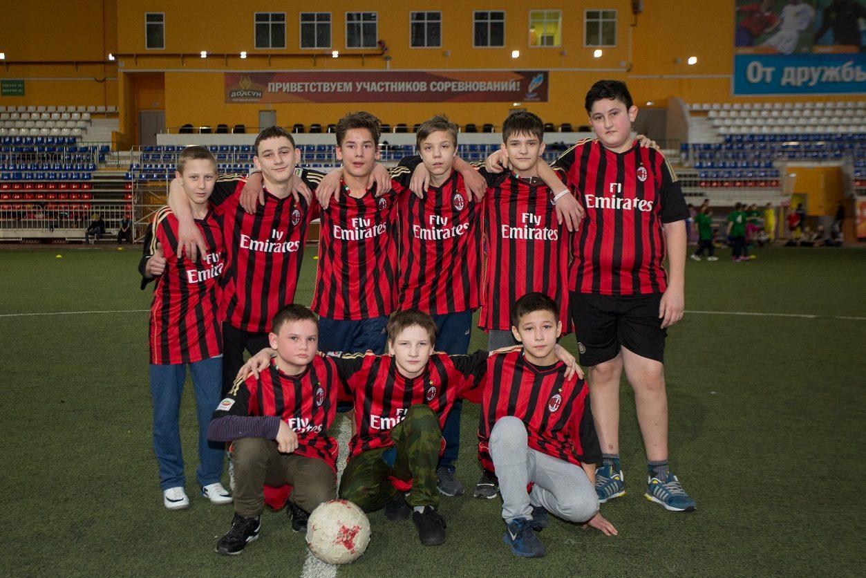 В Якутске проходит футбольный турнир «Будущее зависит от тебя»