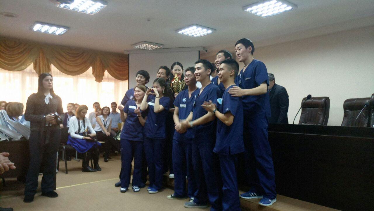 464f3816-a0c0-4a6b-ad93-92d86ff6d2f7 Студенты-хирурги СВФУ победили на международной олимпиаде в Казахстане