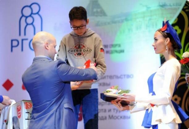 7495d117-bd98-486f-a7a5-5ac132367d17 Школьник из Якутска стал обладателем кубка по шахматам Moscow Open