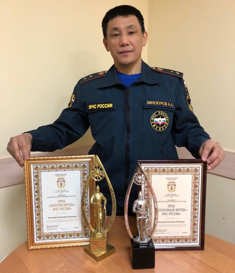 Пожарный Александр Винокуров: Мои главные критики — дети