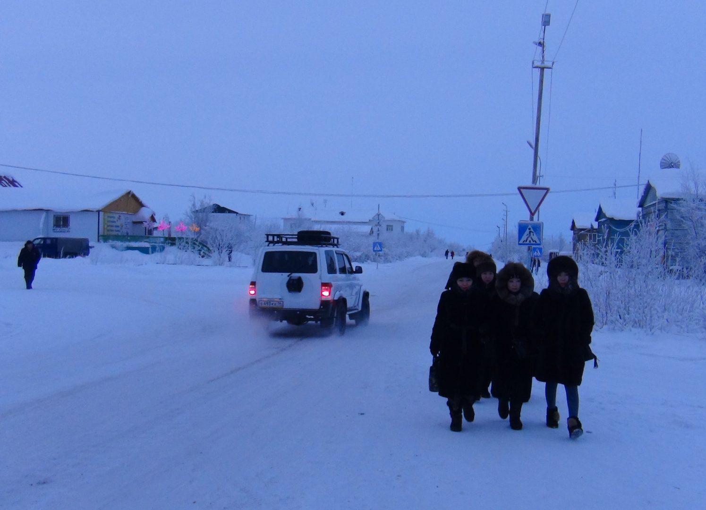 Семен Винокуров: На севере Якутии люди настроены позитивно