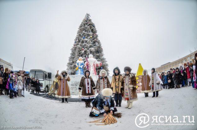 DSC_4340-634x420 В Якутске состоялся праздник встречи Солнца