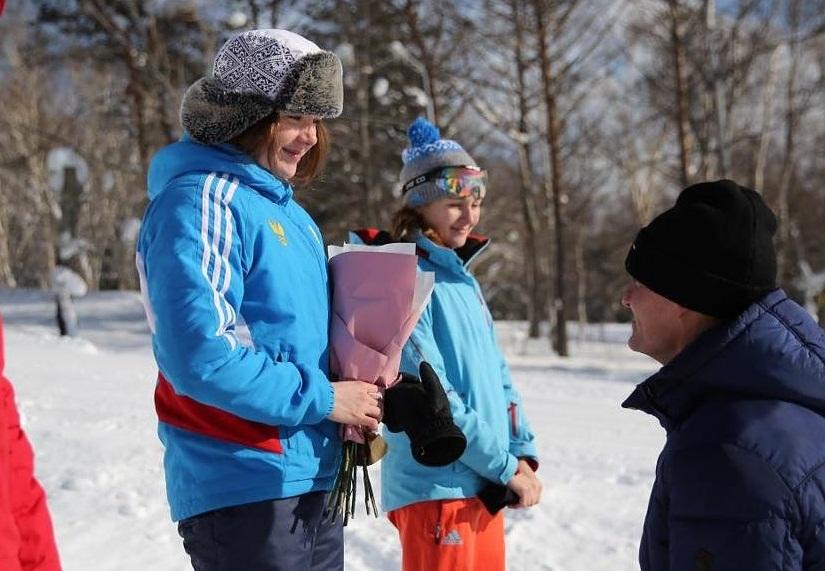 Якутская лыжница завоевала две золотые и серебряную медаль на первенстве Дальнего Востока