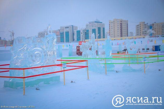 IMG_0032-630x420 В Якутске открылся ледовый городок «Северное сияние»