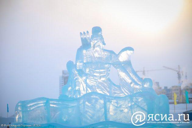 IMG_0074-630x420 В Якутске открылся ледовый городок «Северное сияние»