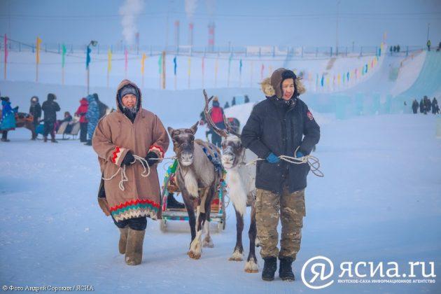 IMG_0144-630x420 В Якутске открылся ледовый городок «Северное сияние»