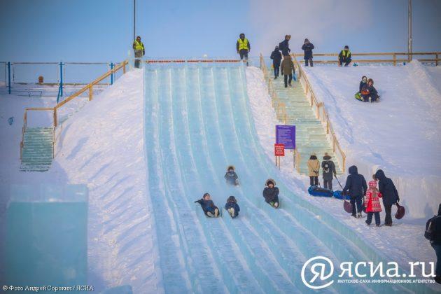IMG_0202-630x420 В Якутске открылся ледовый городок «Северное сияние»