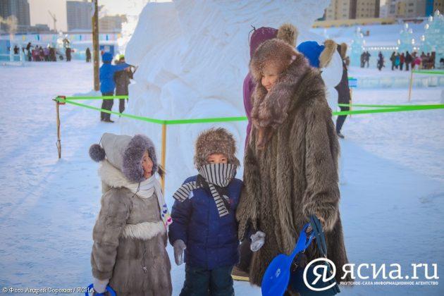 IMG_0232-630x420 В Якутске открылся ледовый городок «Северное сияние»