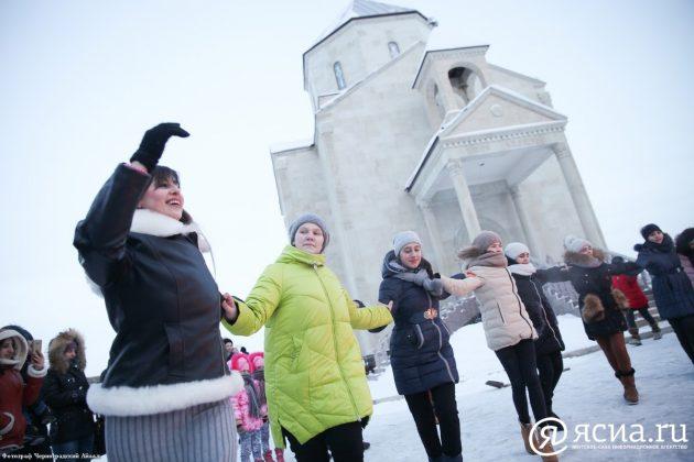IMG_0984-630x420 Масленица и День святого Валентина по-армянски: В Якутске отметили национальный праздник Терендез