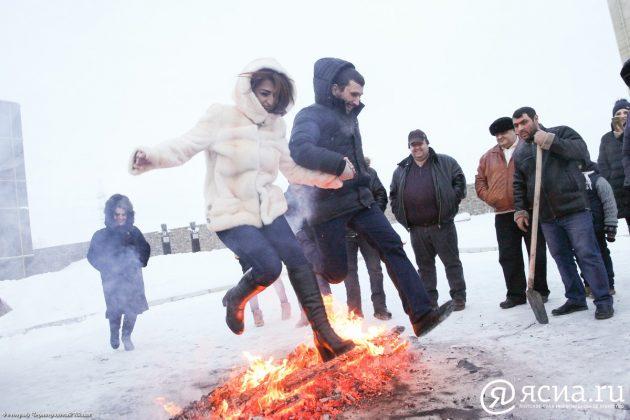 IMG_1032-630x420 Масленица и День святого Валентина по-армянски: В Якутске отметили национальный праздник Терендез
