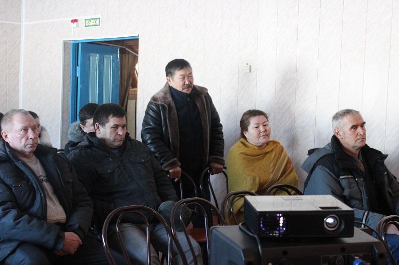 В Хангаласском улусе завершился отчет правительства Якутии