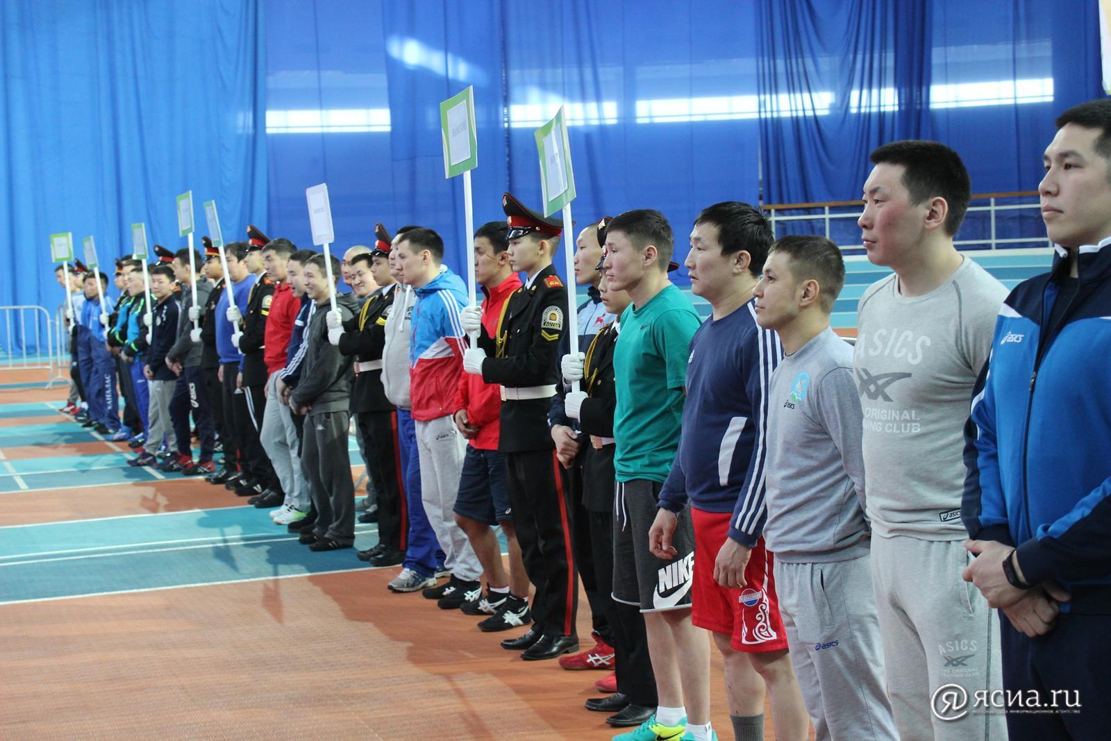 Около 500 спортсменов собрались на юбилейном Кубке МВД по хапсагаю