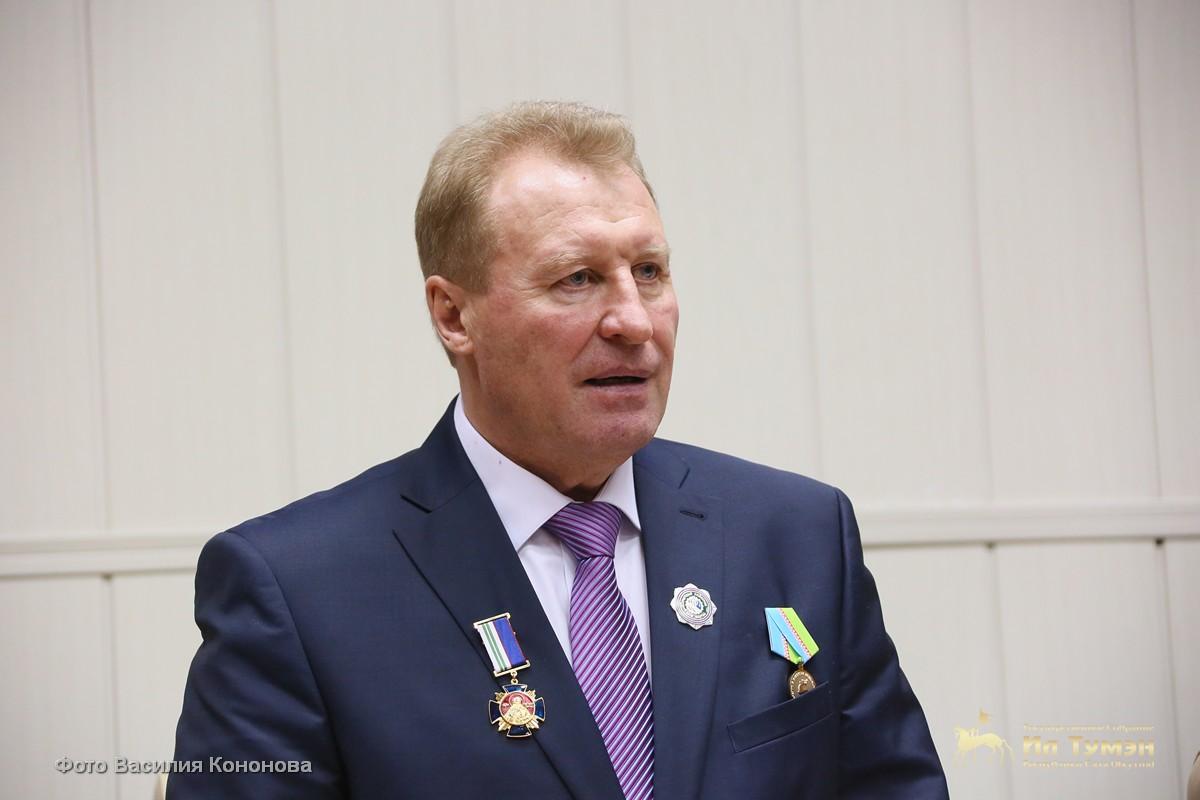 В Ил Тумэне чествовали Анатолия Добрянцева