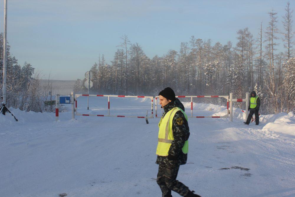 По дороге Витим — Ленск: Кому проезд, а кому автобан
