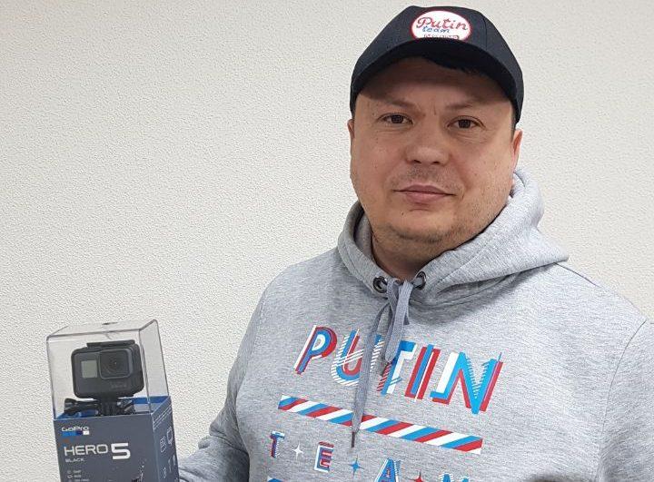 Алексей Березовский: Победить в конкурсе слоганов Putin Team помогло давнее увлечение