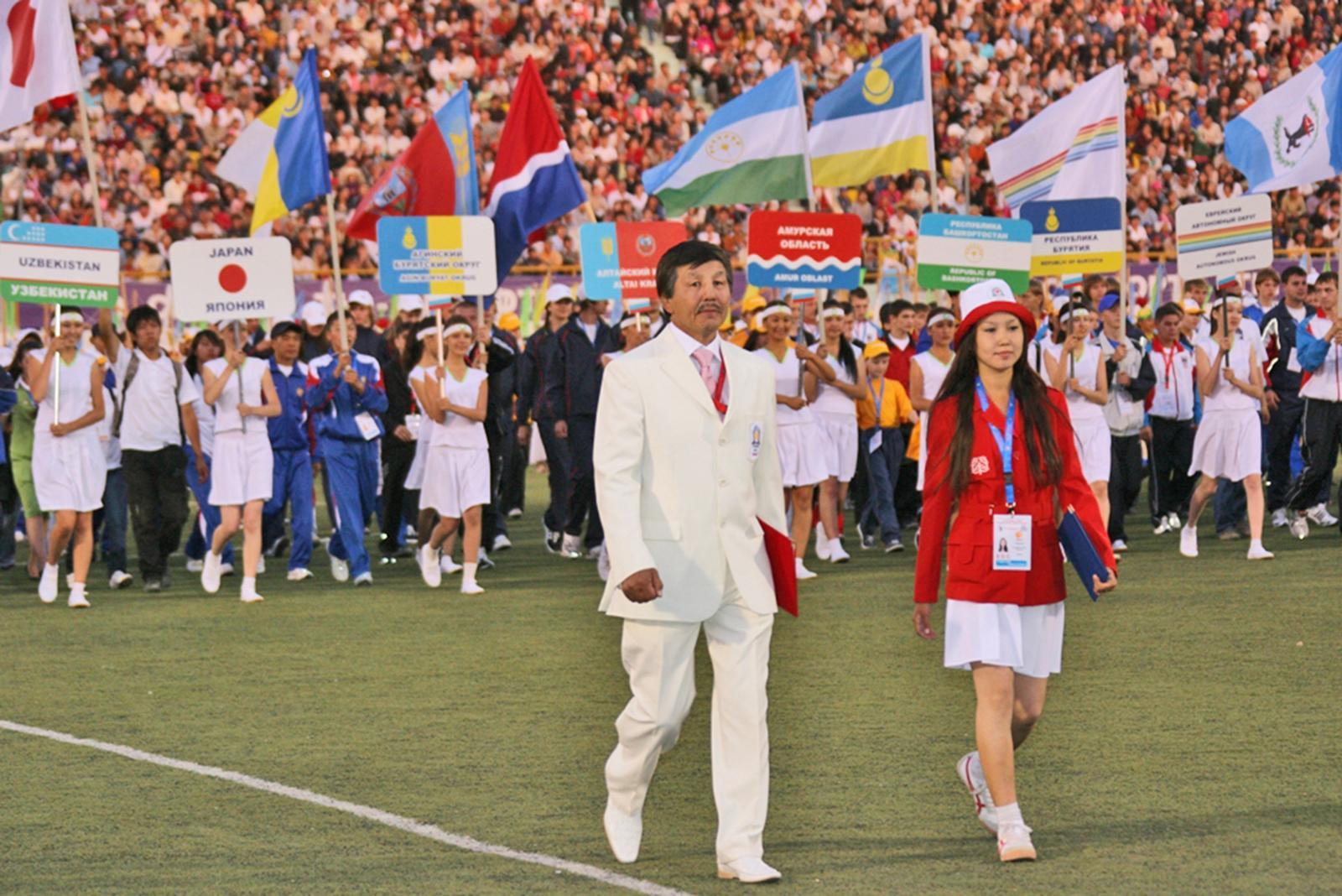 Игры «Дети Азии» в 2024 году могут пройти в Якутске