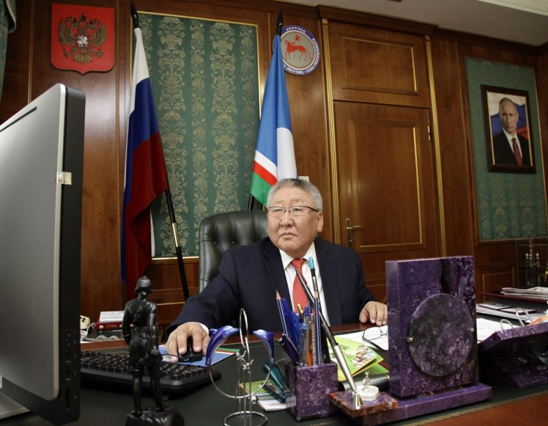 СМИ пророчат отставку руководителя Якутии порешению Кремля