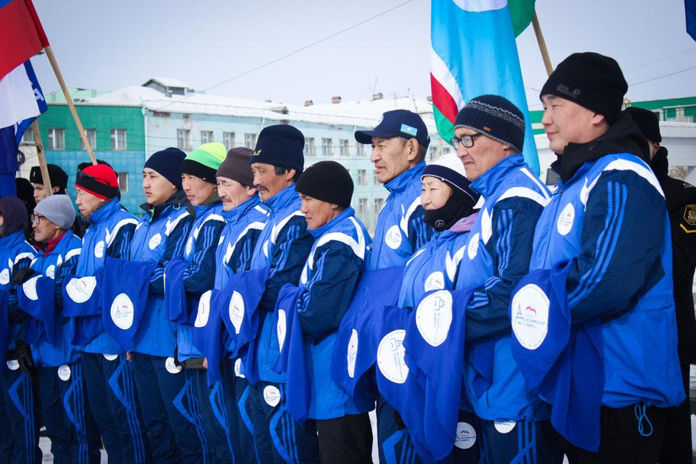 IMG_1052 За Победу: Легкоатлеты пробегут эстафету из Якутска до Магадана