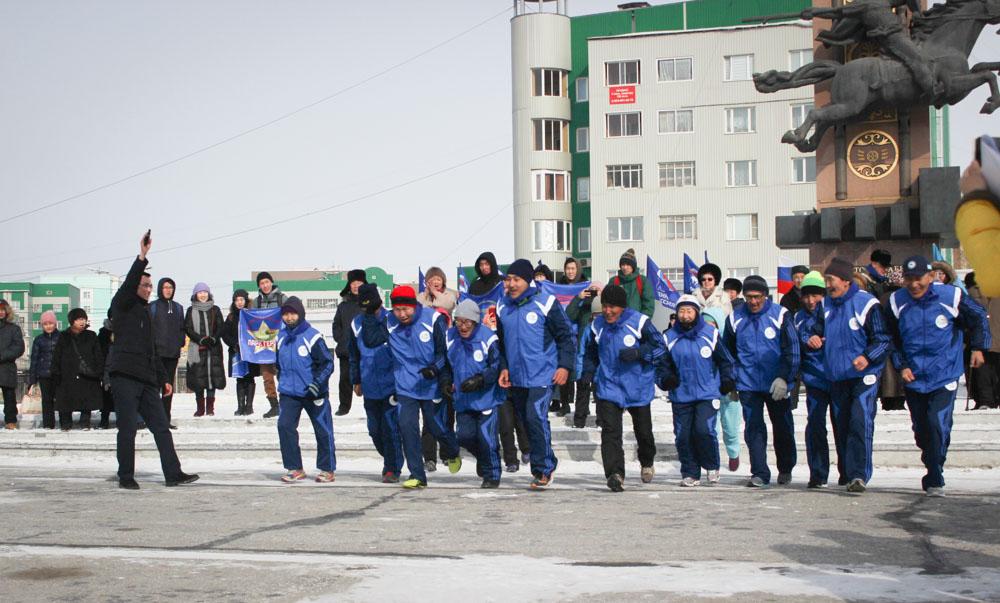 IMG_1154 За Победу: Легкоатлеты пробегут эстафету из Якутска до Магадана