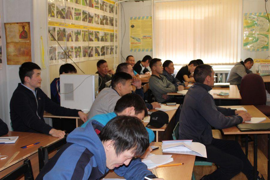 Год занятости: В Чурапче приступили к профобучению сельских жителей