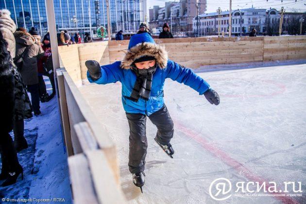 IMG_9424-630x420 В центре Якутска открылся новый общественный каток