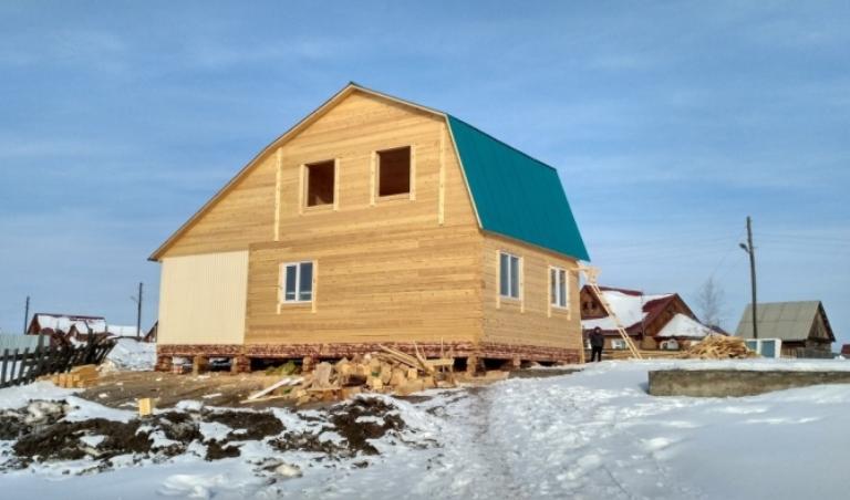 Минфин РФ предложил распространить льготную ипотеку на строительство частных домов